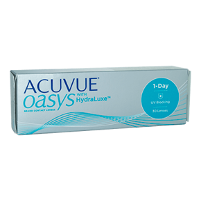 1Day Acuvue Oasys with Hydraluxe 30szt.