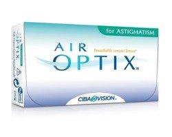 Soczewki Air Optix for Astigmatism 6szt.