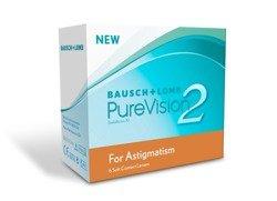 Soczewki PureVision 2HD for Astigmatism 6szt.