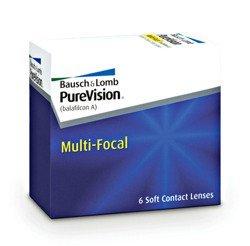 Soczewki PureVision MultiFocal 6szt.